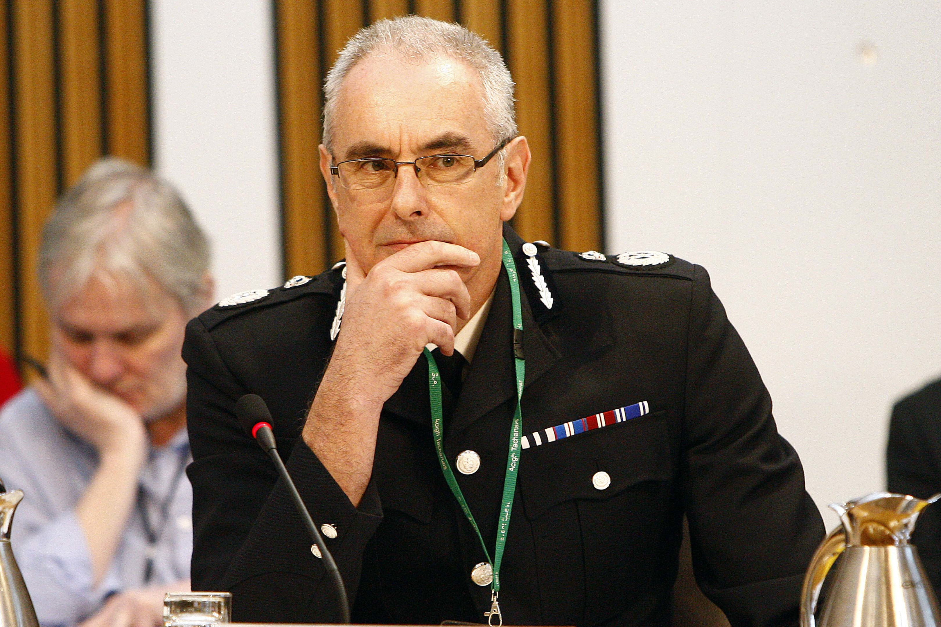 Chief Constable Philip Gormley
