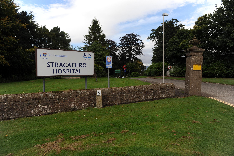 Stracathro Hospital.