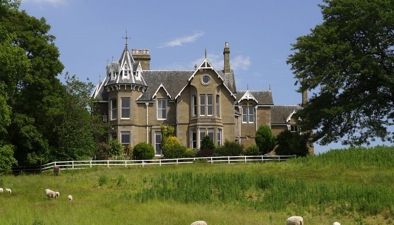 Ravensby Hall in Carnoustie