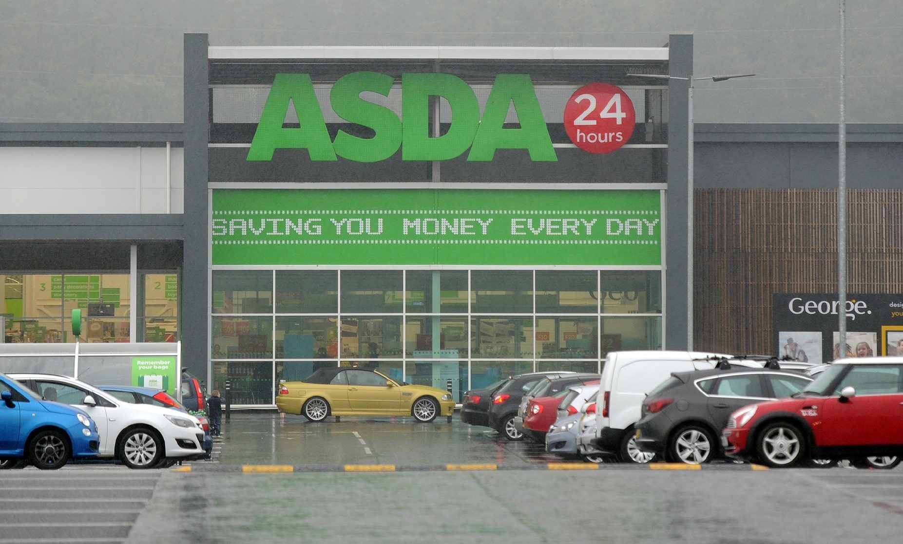 Asda store, Kingsway West, Dundee.