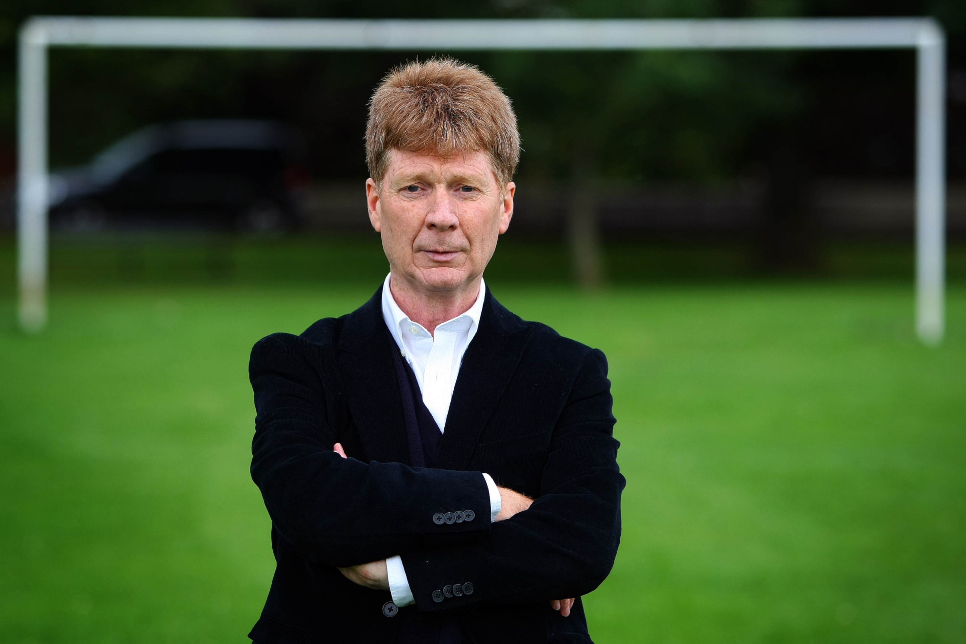 Jim Spence has only just arrived at United - but has had a tough first week.