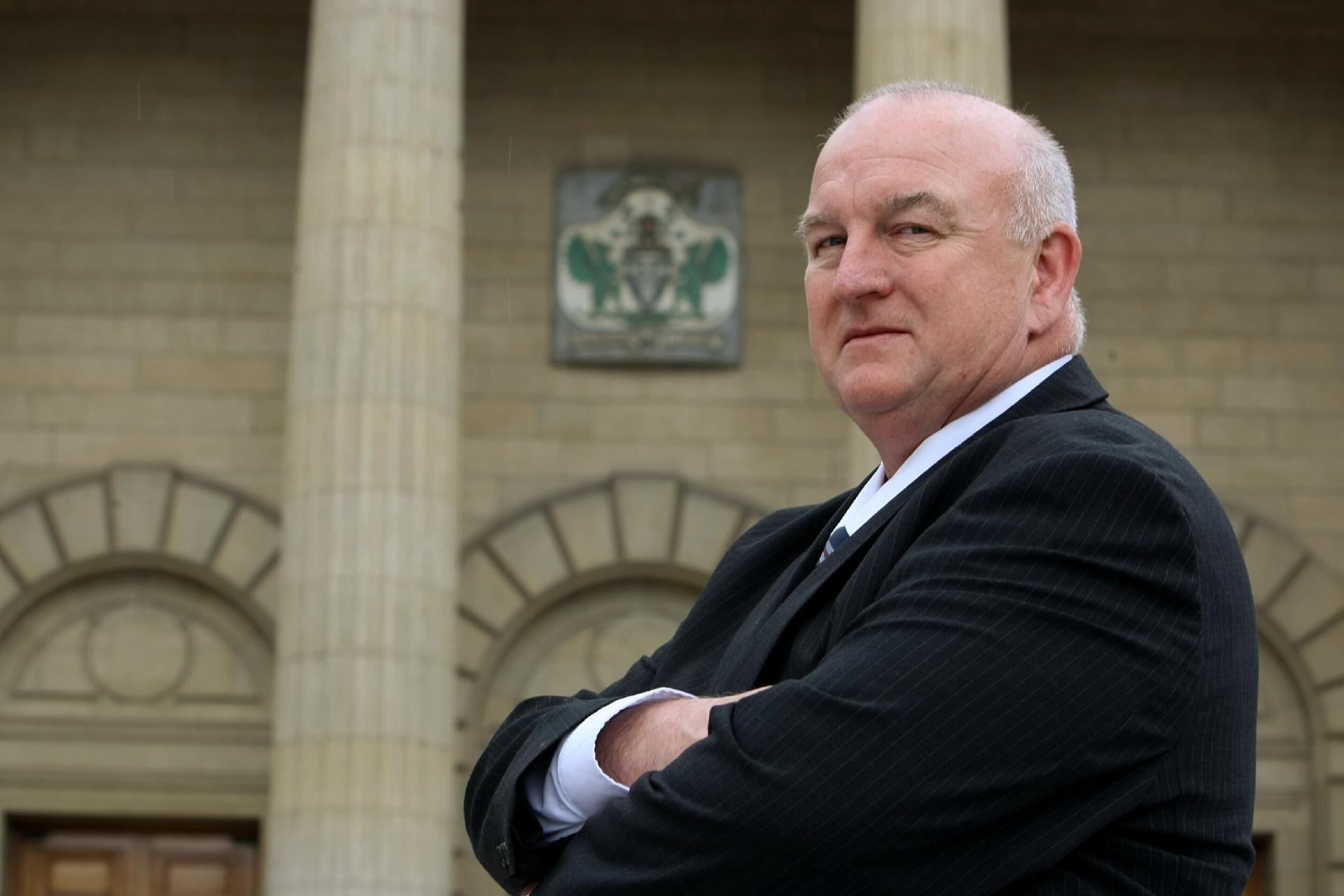Councillor Keenan.