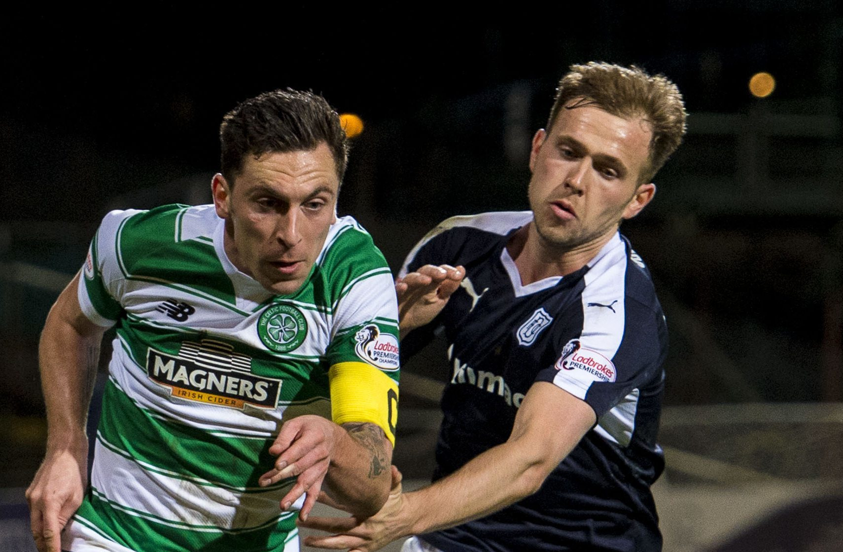 Will Greg Stewart and Scott Brown be fighting for a ball in America?