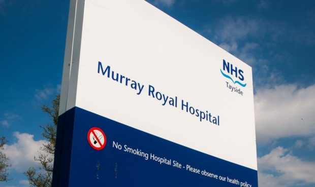 Murray Royal Hospital,  Perth.