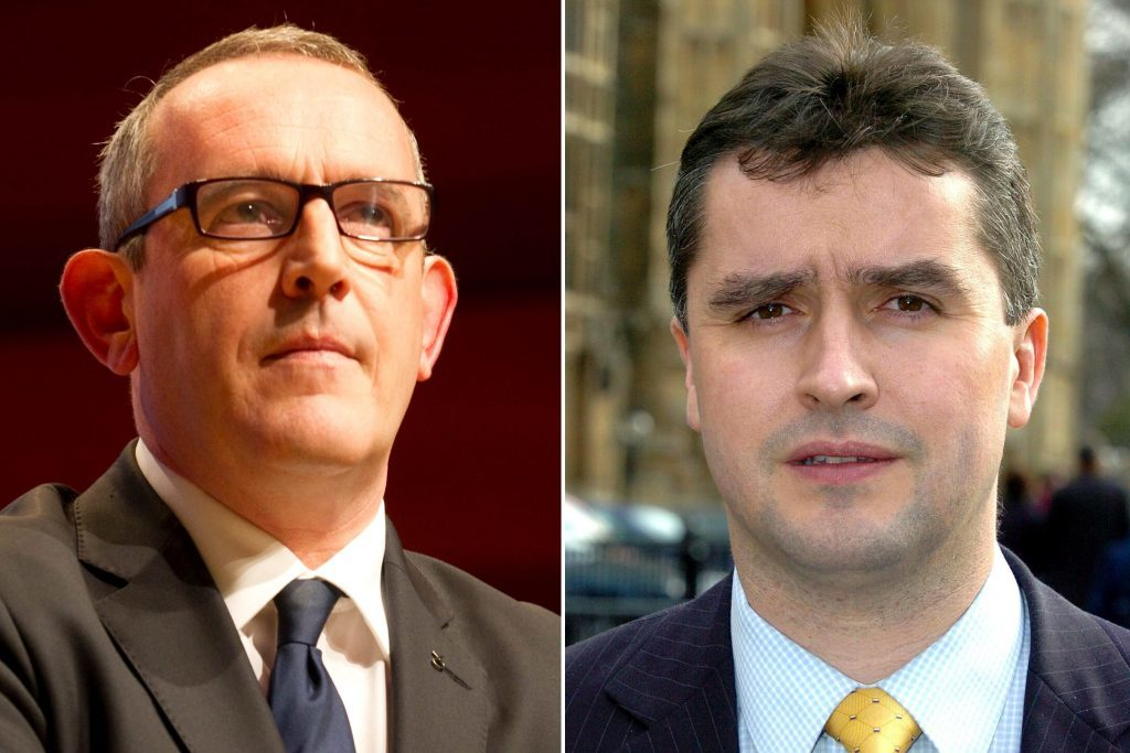 14/11/14 Sunday Post, Chris Austin Perth  Announced deputy leader of  The SNP Stewart Hosie conference in Perth
