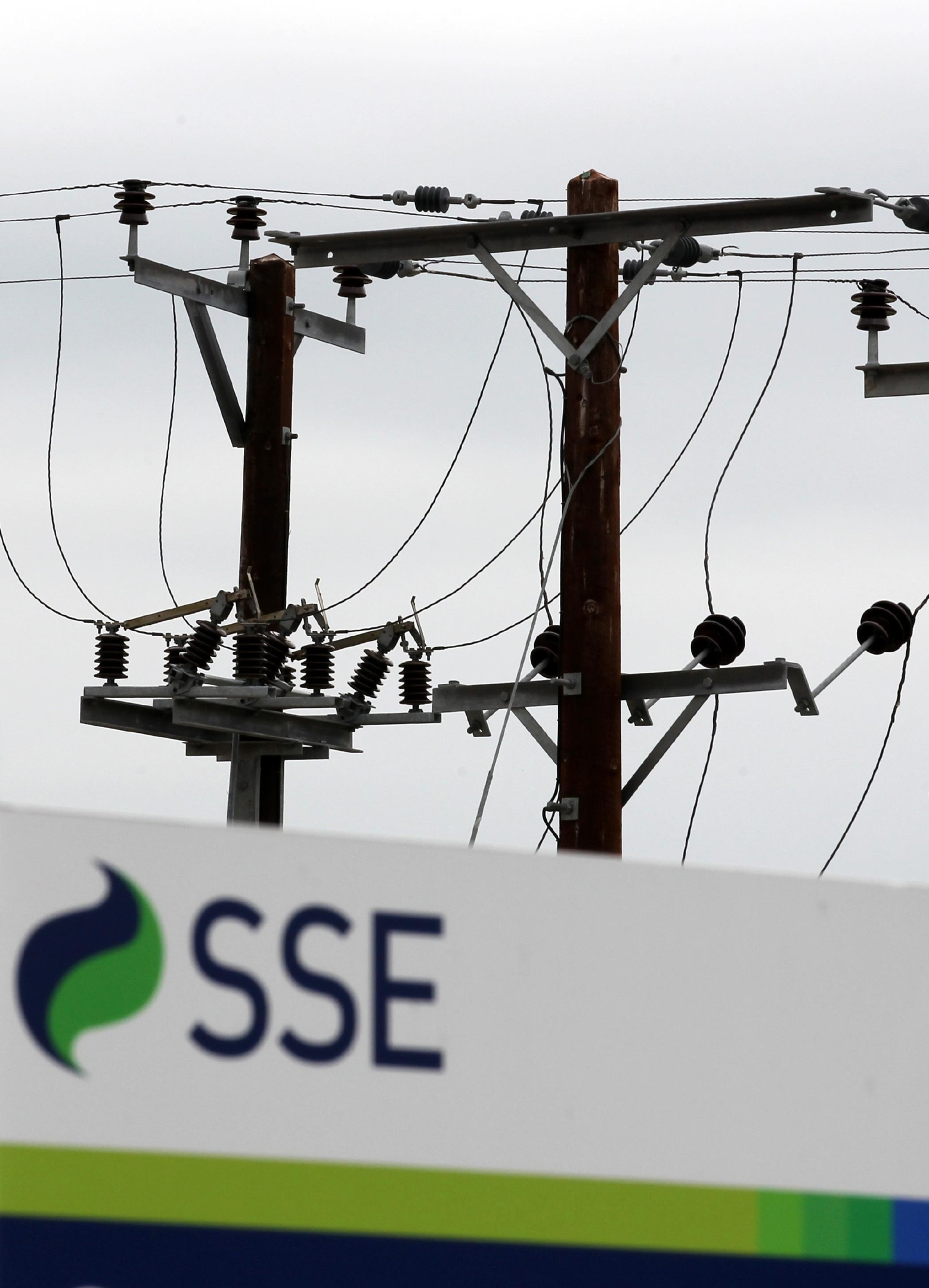 SSE engineers are working to get the power back on in Fintry.