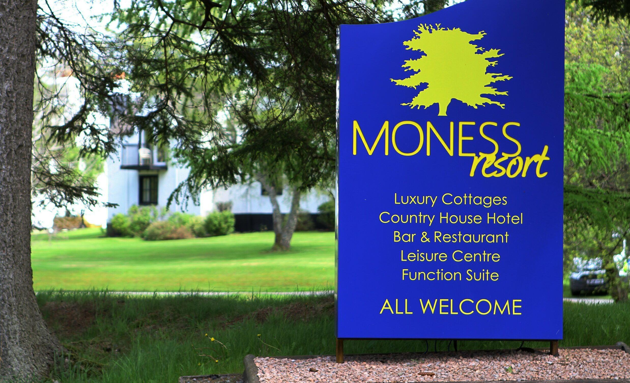 Moness Resort in Aberfeldy