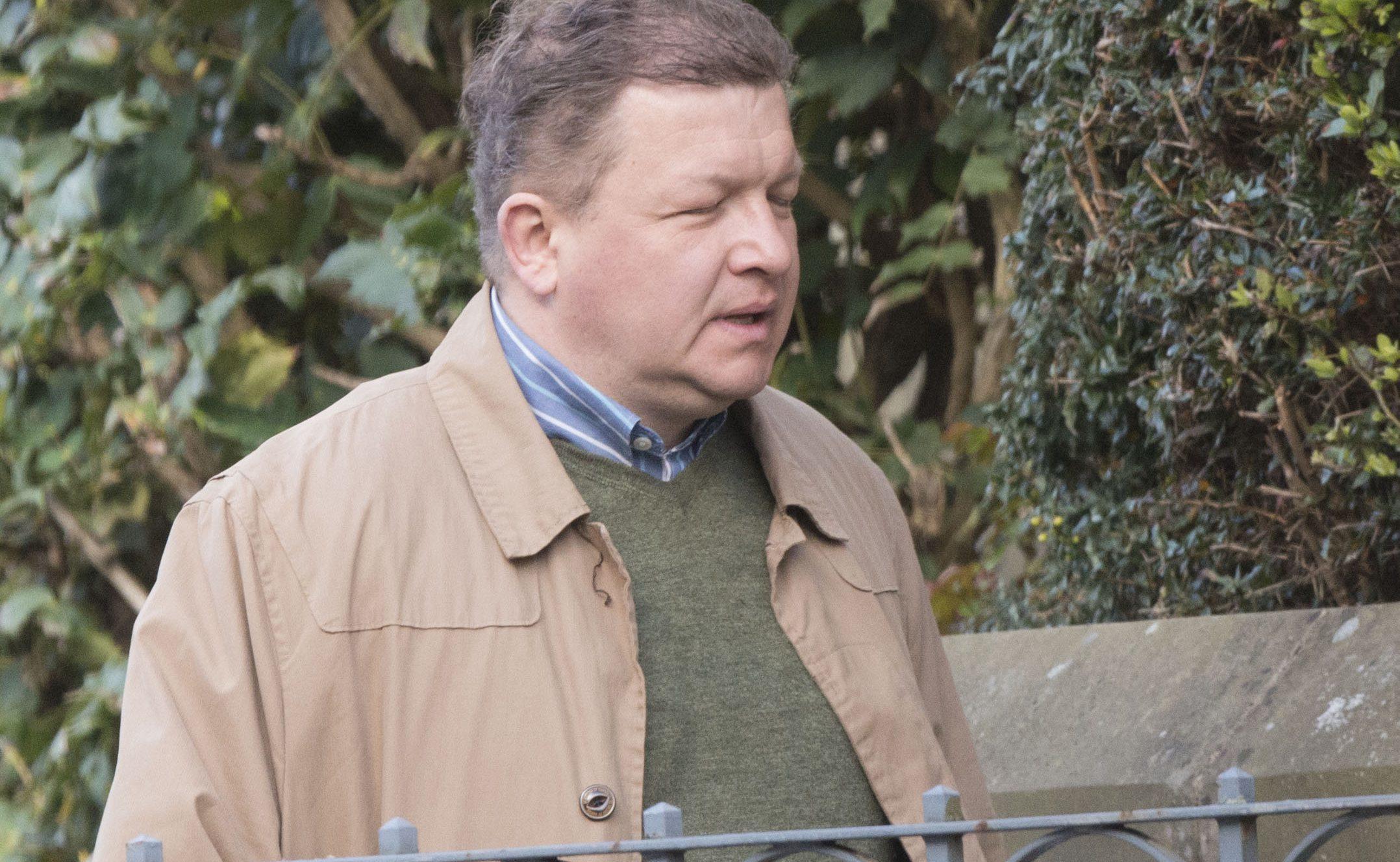 Thomas Wengierow at Dundee Court