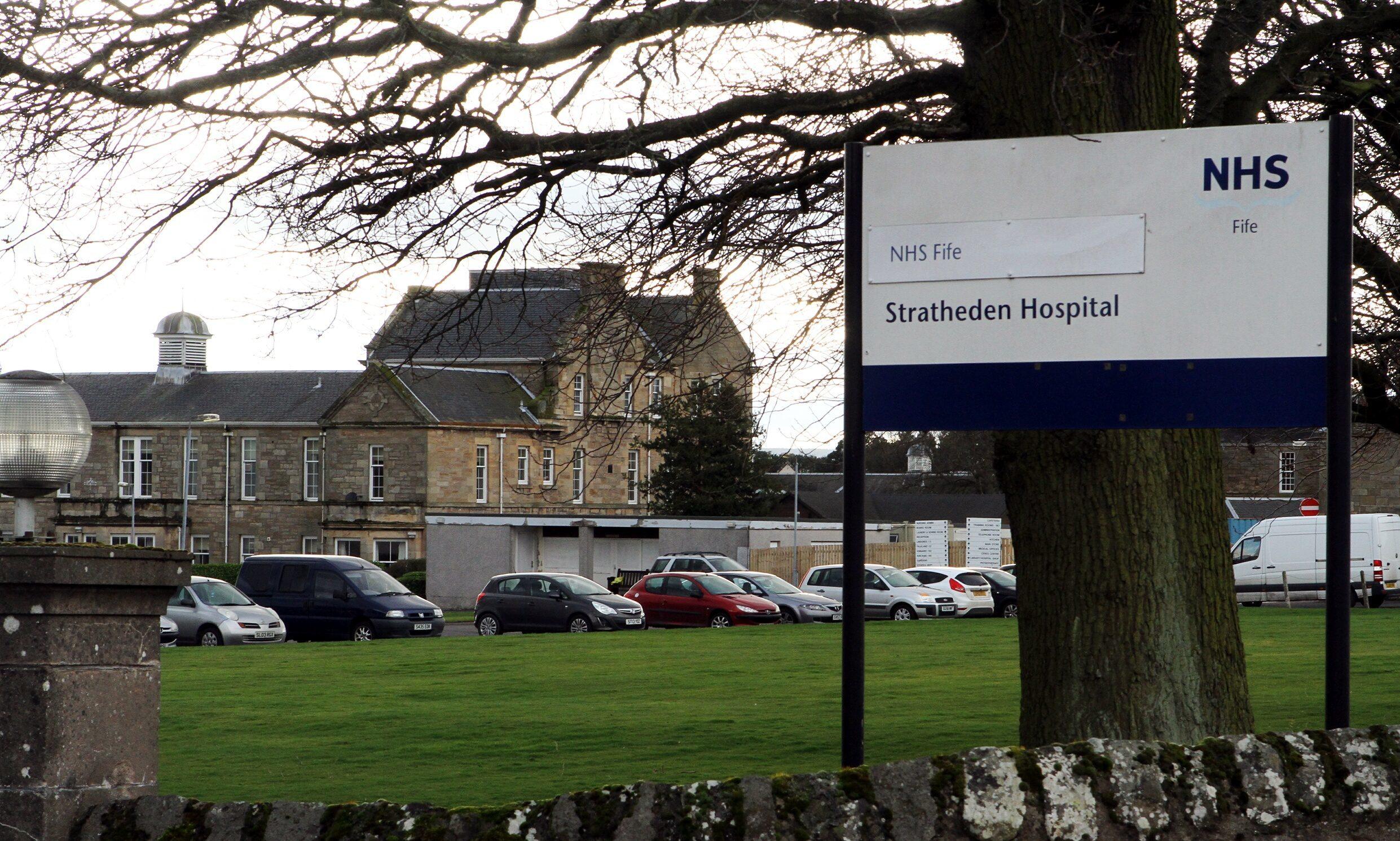 Stratheden Hospital.