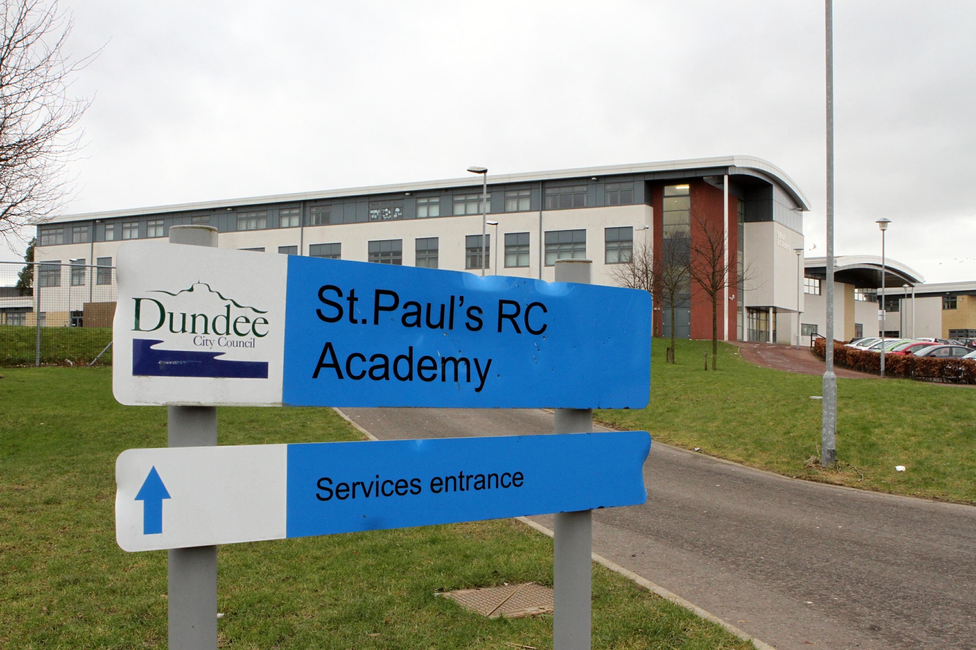 St Paul's Academy.
