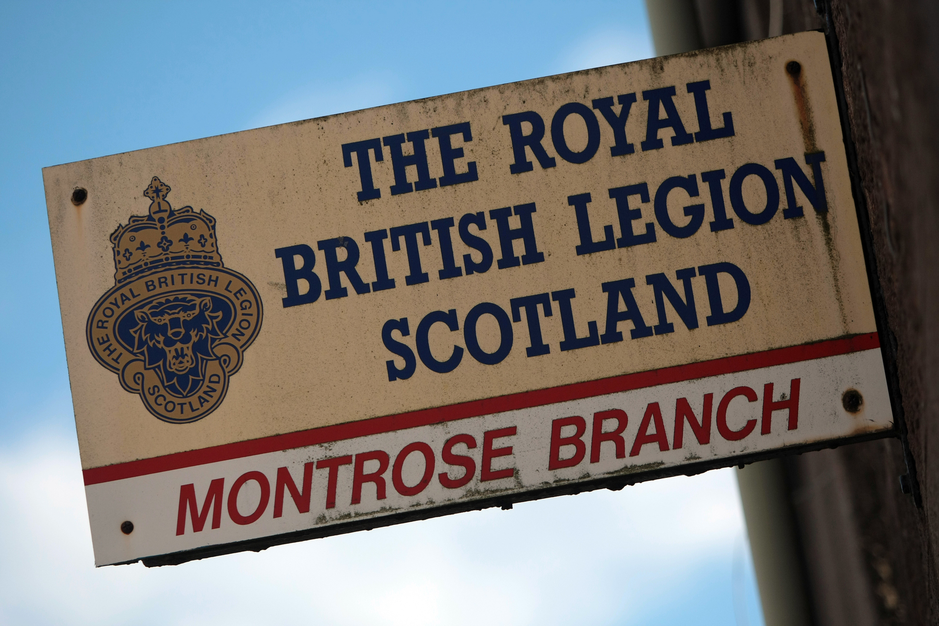 The Royal British Legion in Montrose is helping to organise the celebration.