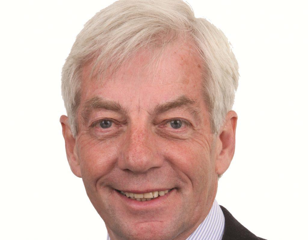 Montrose councillor David May