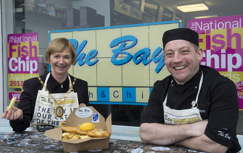 The Bay Fish and Chips helped make sure the facilities will be open for the peak summer season.