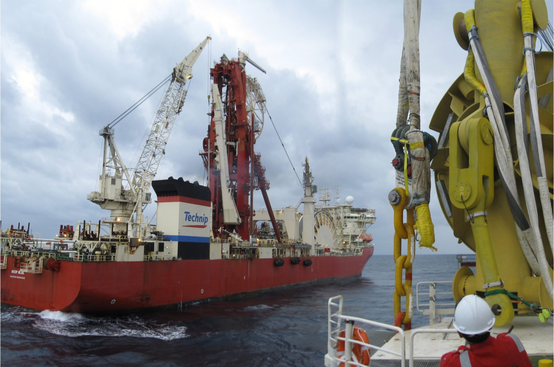 Technip offshore operations