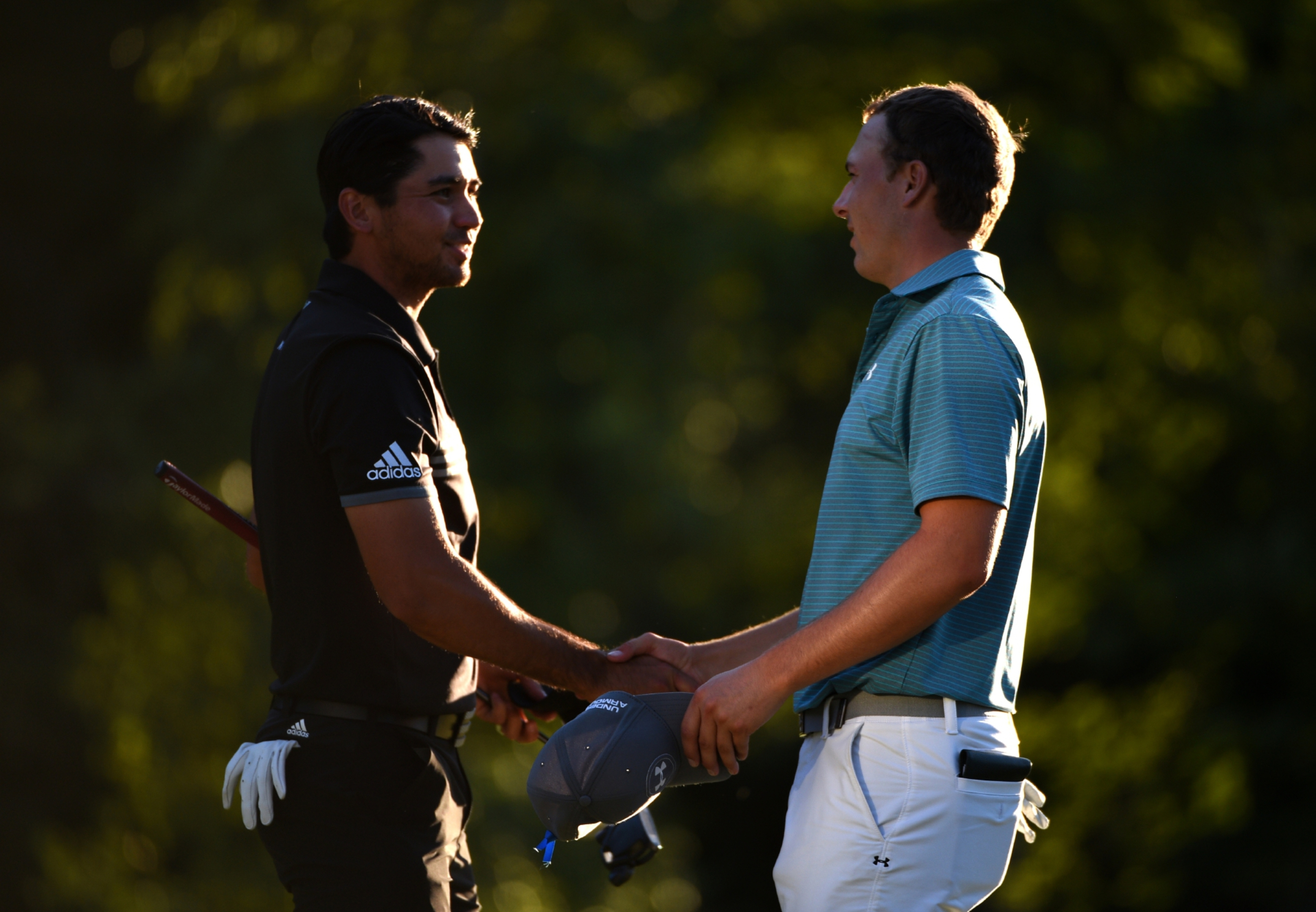 Jason Day and Jordan Spieth have both been criticised for slow play.