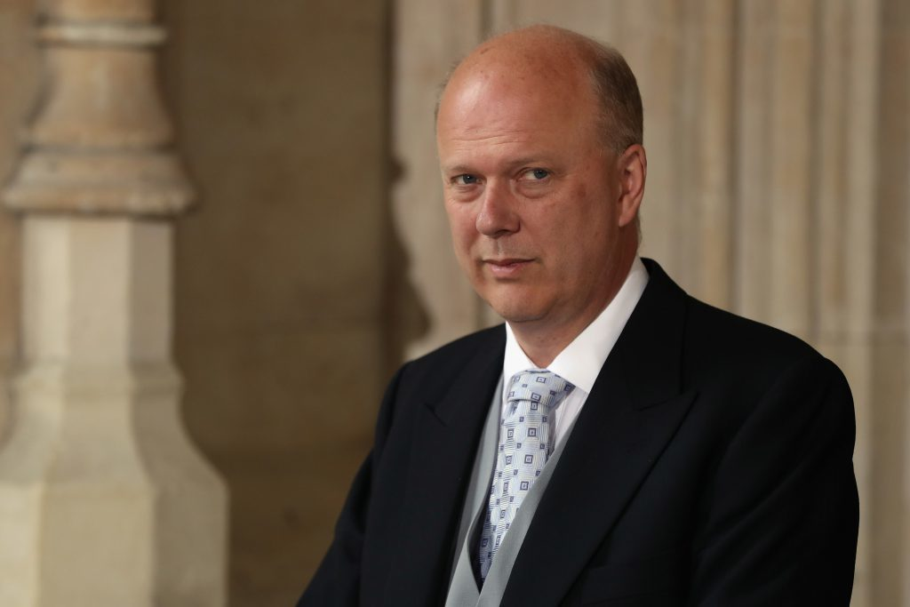 Leader of the House of Commons Chris Grayling alluded to the scandal during a debate on the EU referendum debate.