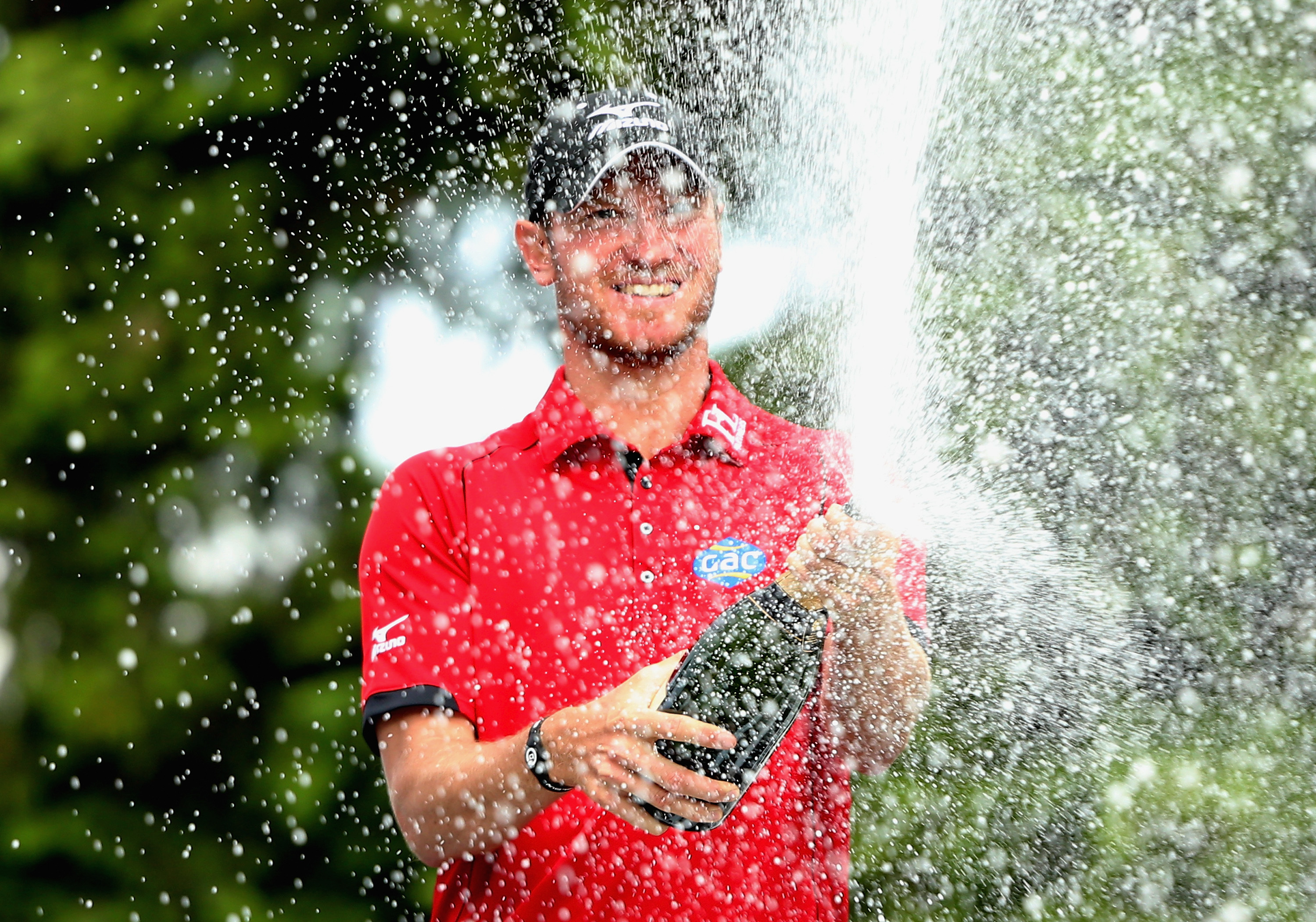 Chris Wood: hopes to be celebrating a Ryder Cup place as well as his wedding in two weeks.