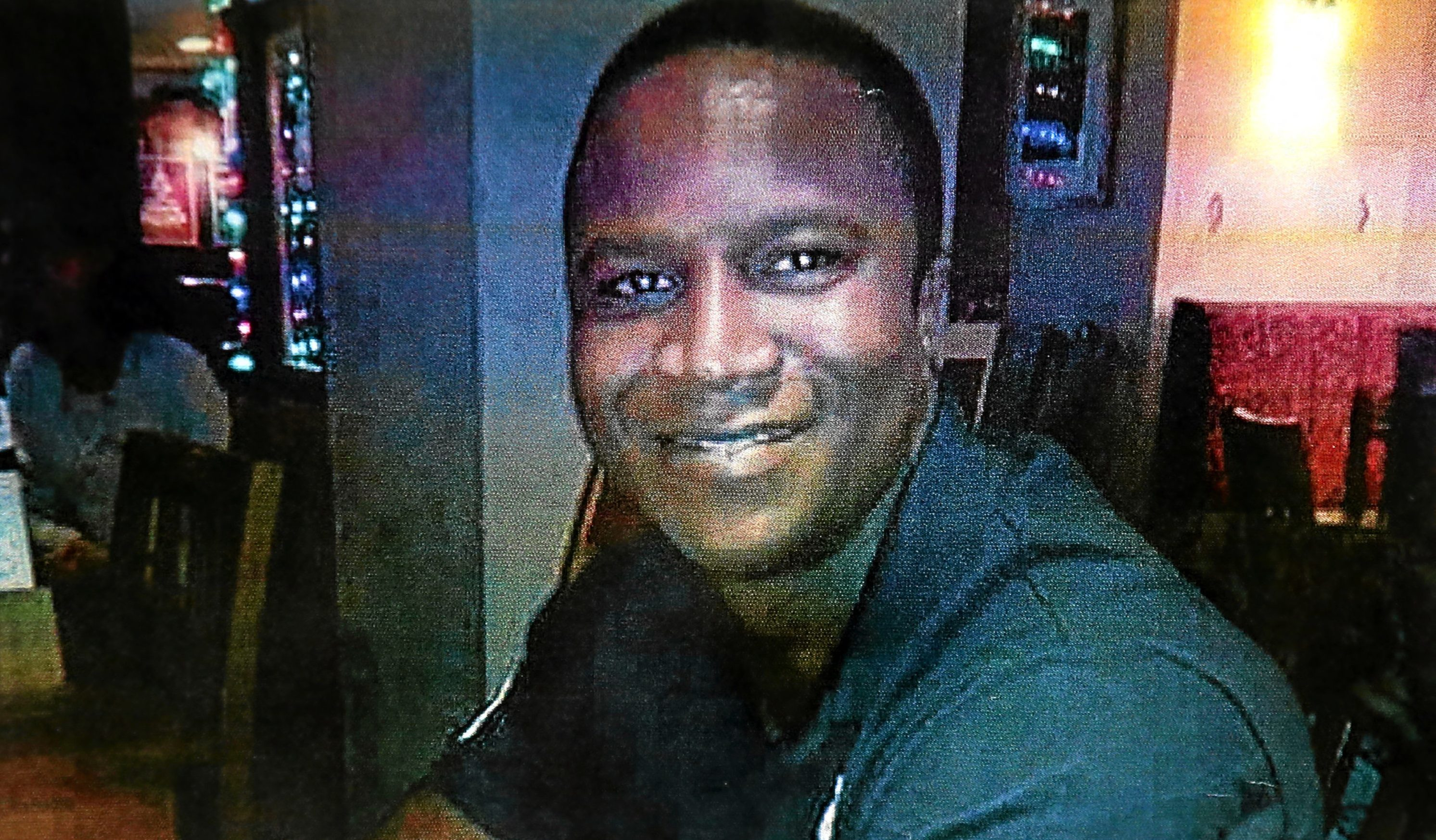 Sheku Bayoh who died while being arrested by Police Scotland in Kirkcaldy in 2015.