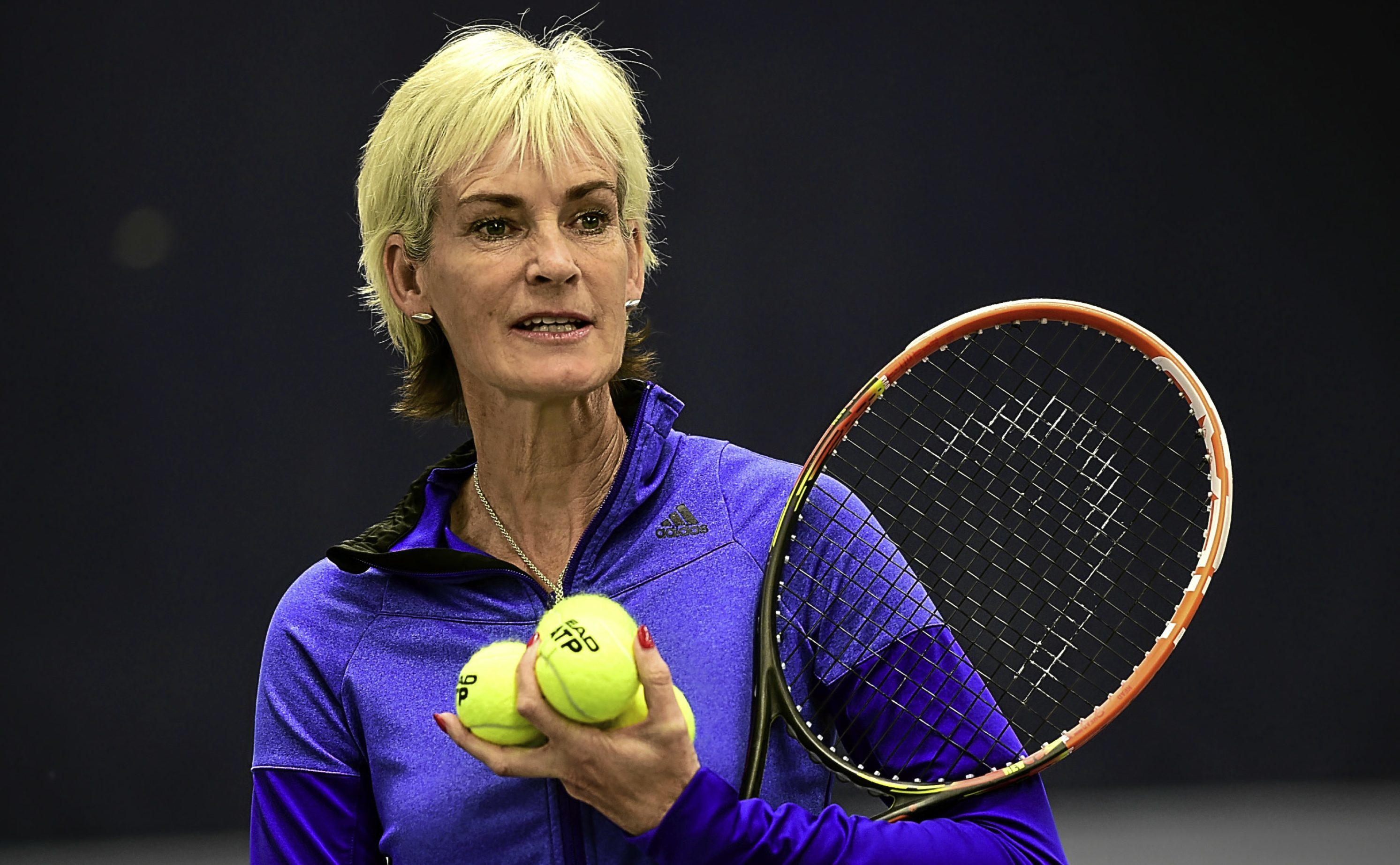 Judy Murray is one of 22 people being honoured by the university.