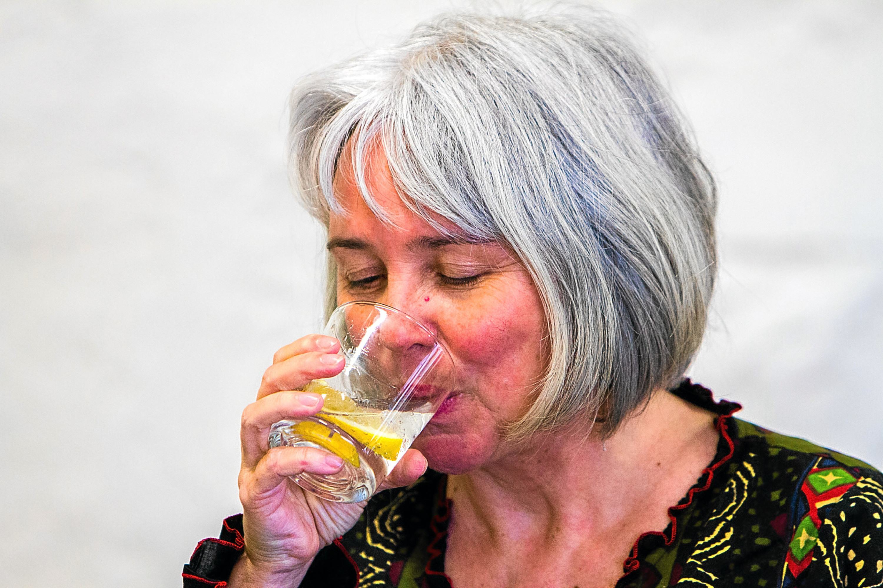 Helen Brown samples some gin and tonic to assess its anti-ageing properties.