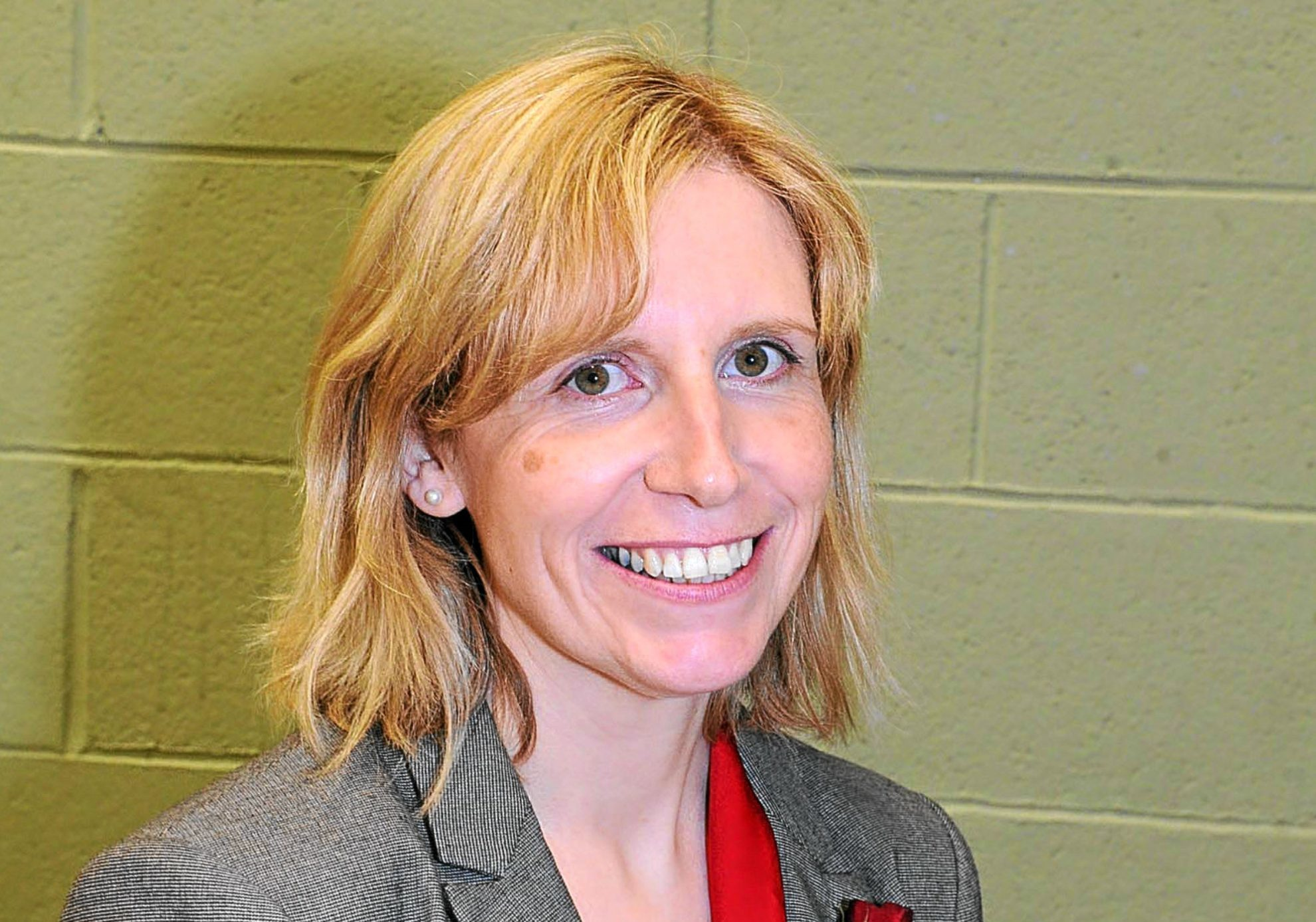 Councillor Lesley Brennan.