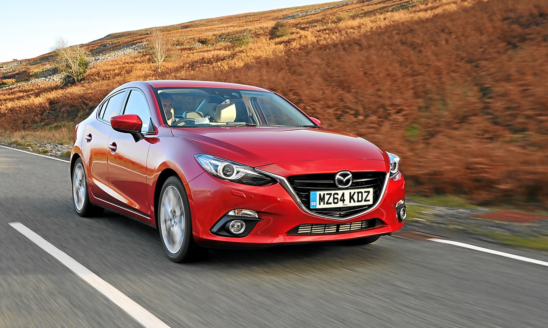 The Mazda3 Fastback.