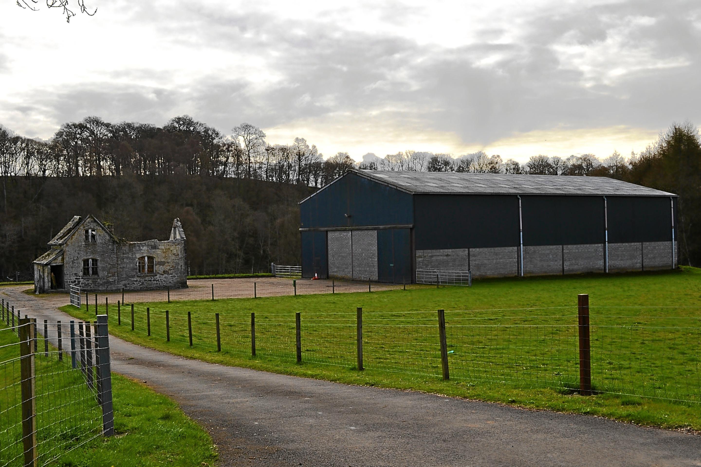Dalcrue Farm.