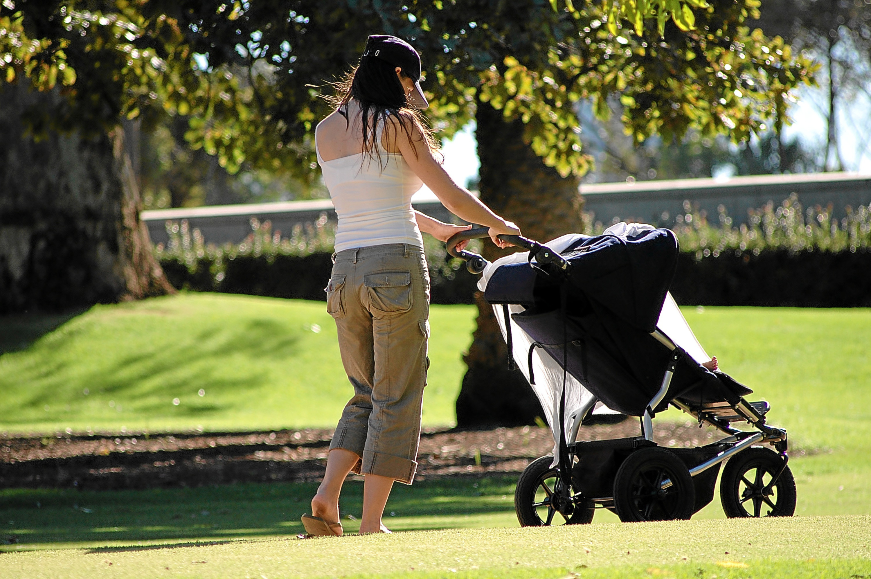 The new bargain buggies section hopes to help budget conscious families.