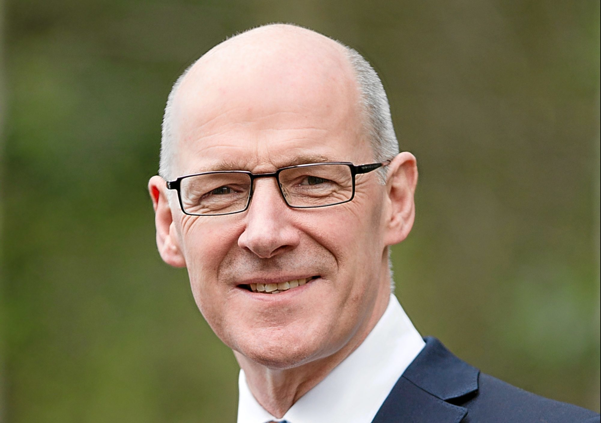 Education Secretary John Swinney.