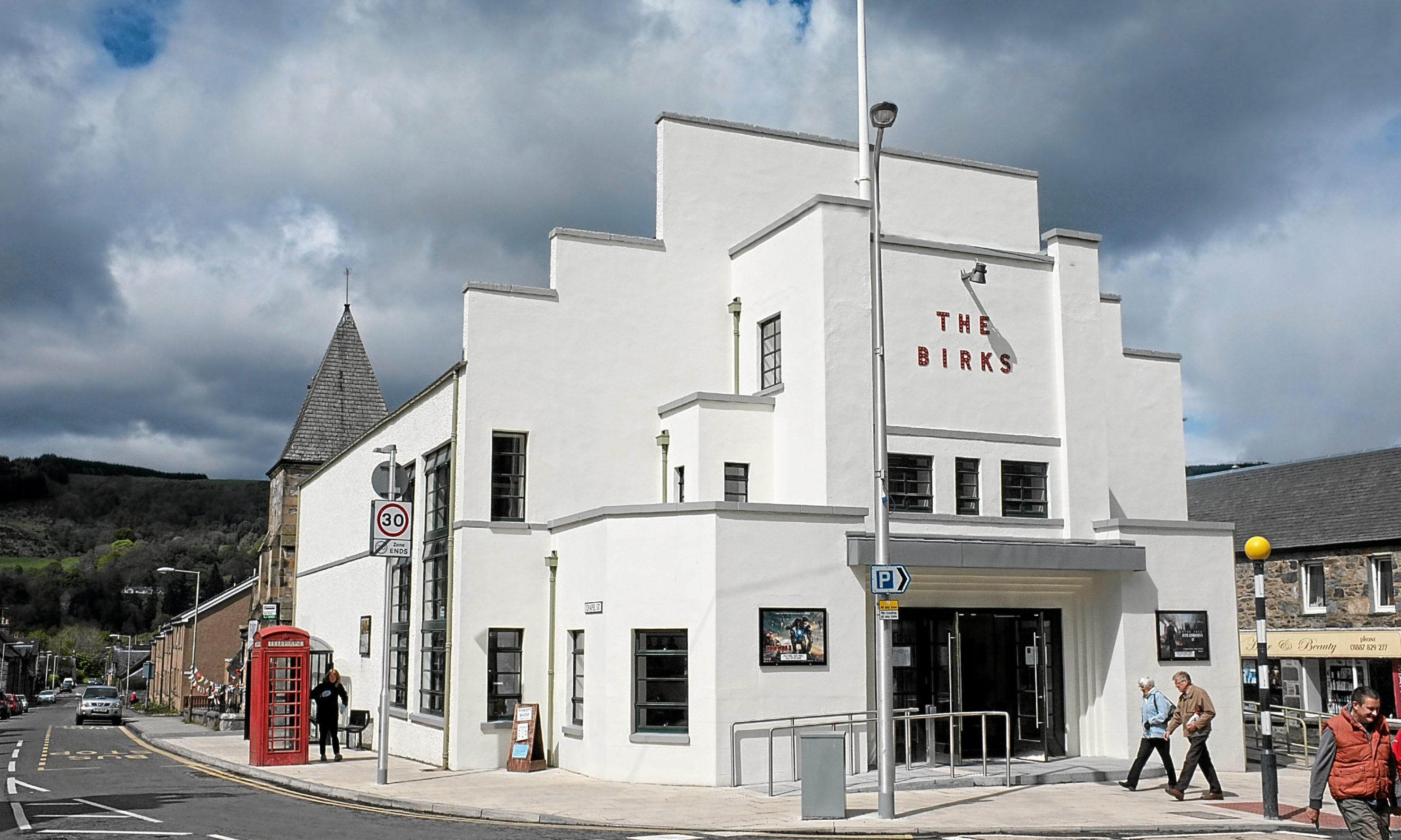 The Birks Cinema at Aberfeldy