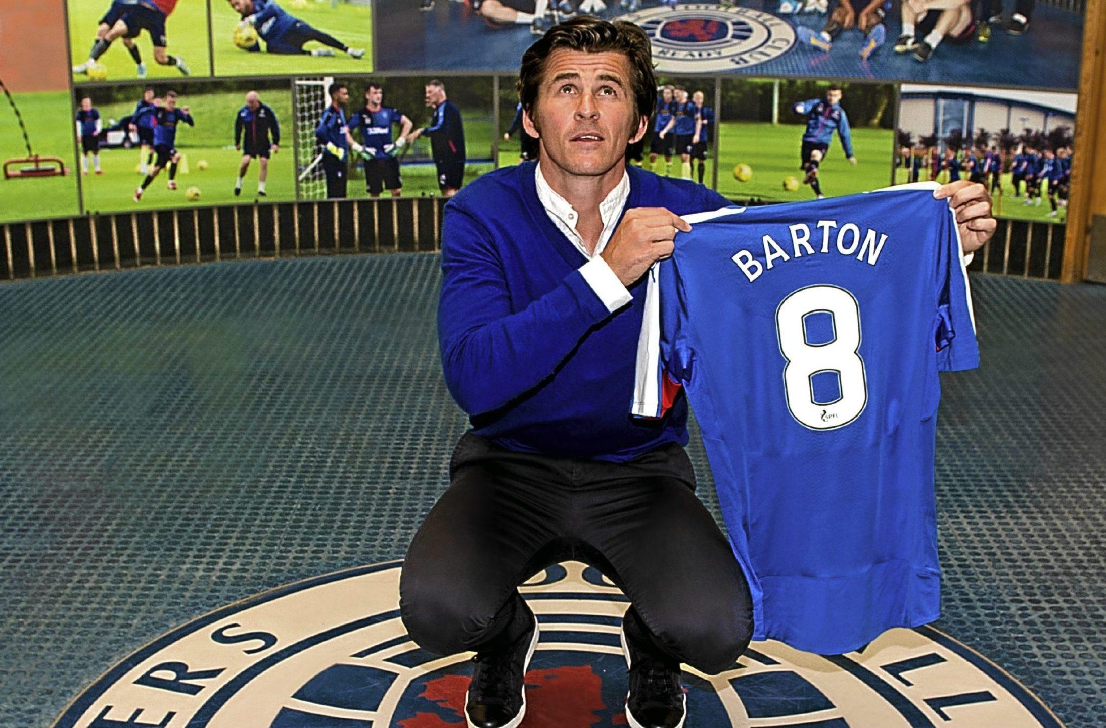 Joey Barton.