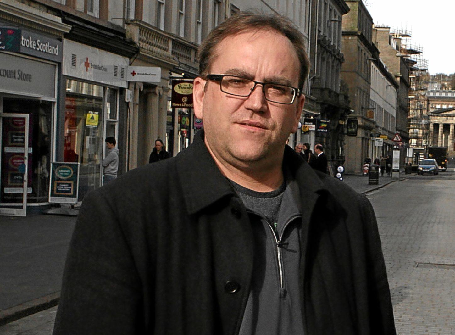 Councillor Will Dawson.