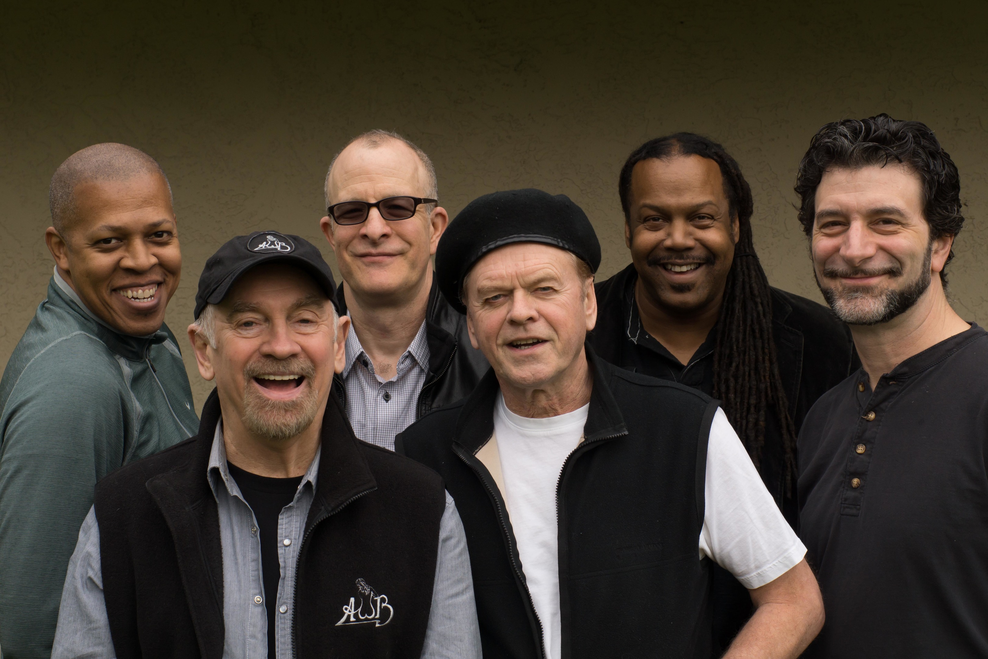 The Average White Band.