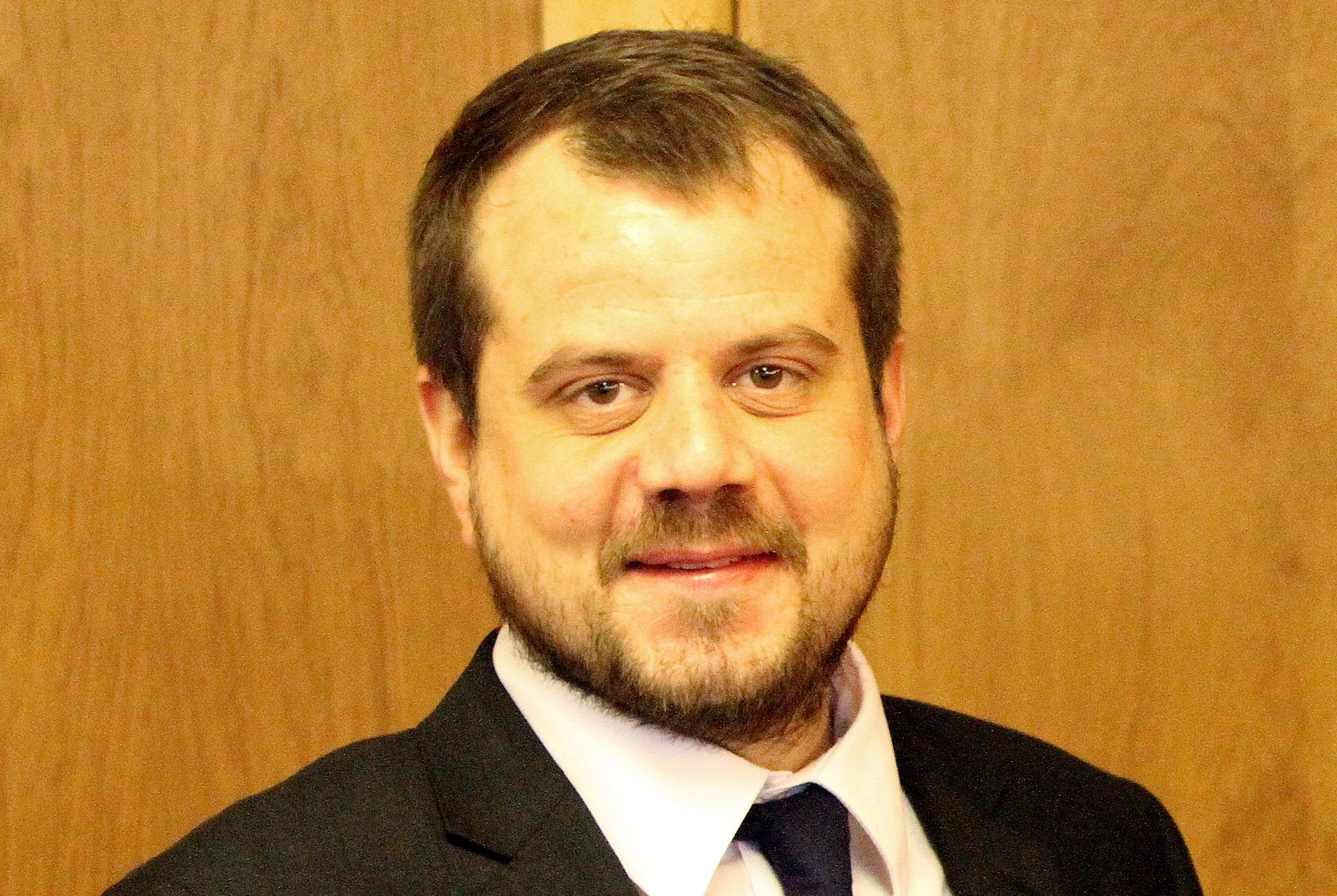Former SNP councillor Craig Melville, who has been found guilty of racist abuse.