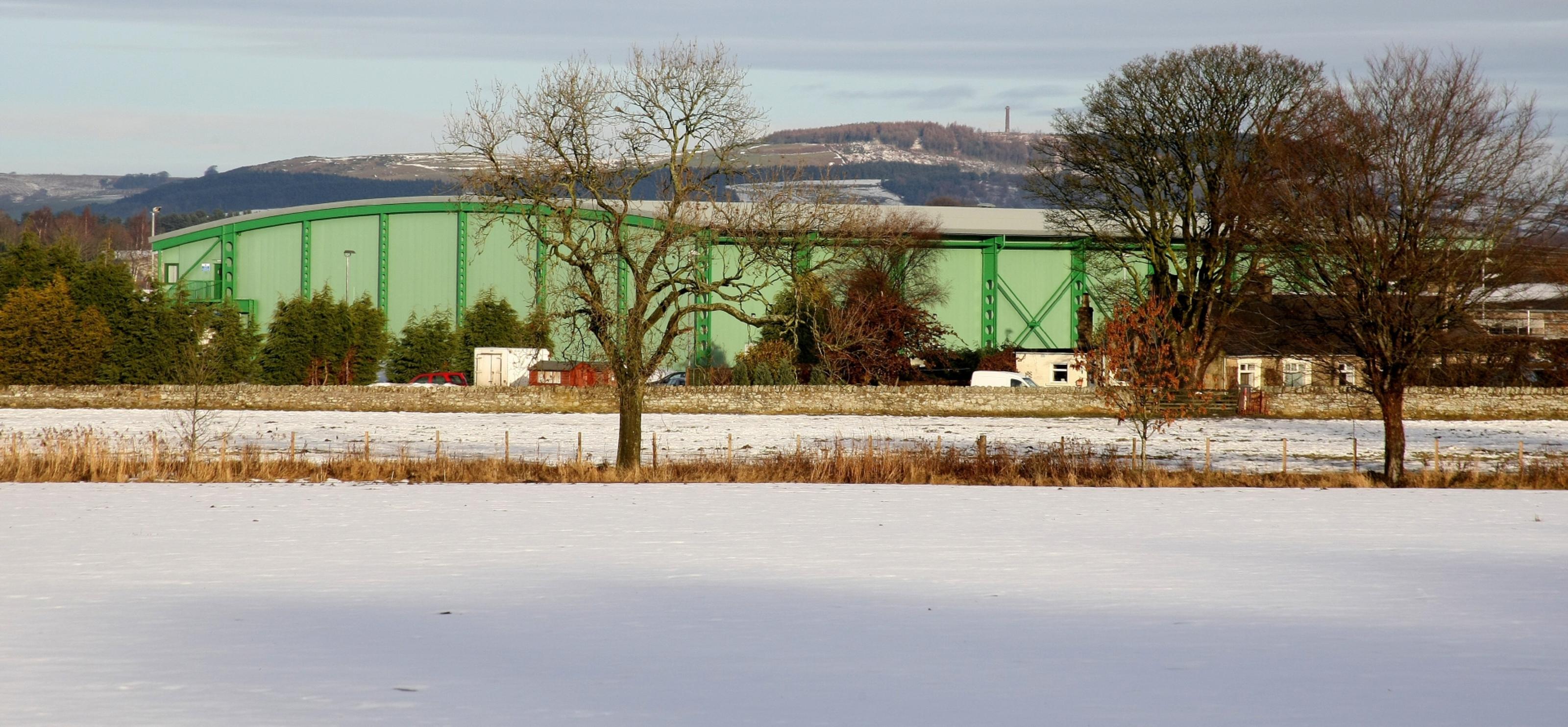 Kettle Produce's Balmalcolm Farm near Cupar, donates veg packs to Fife Gingerbread
