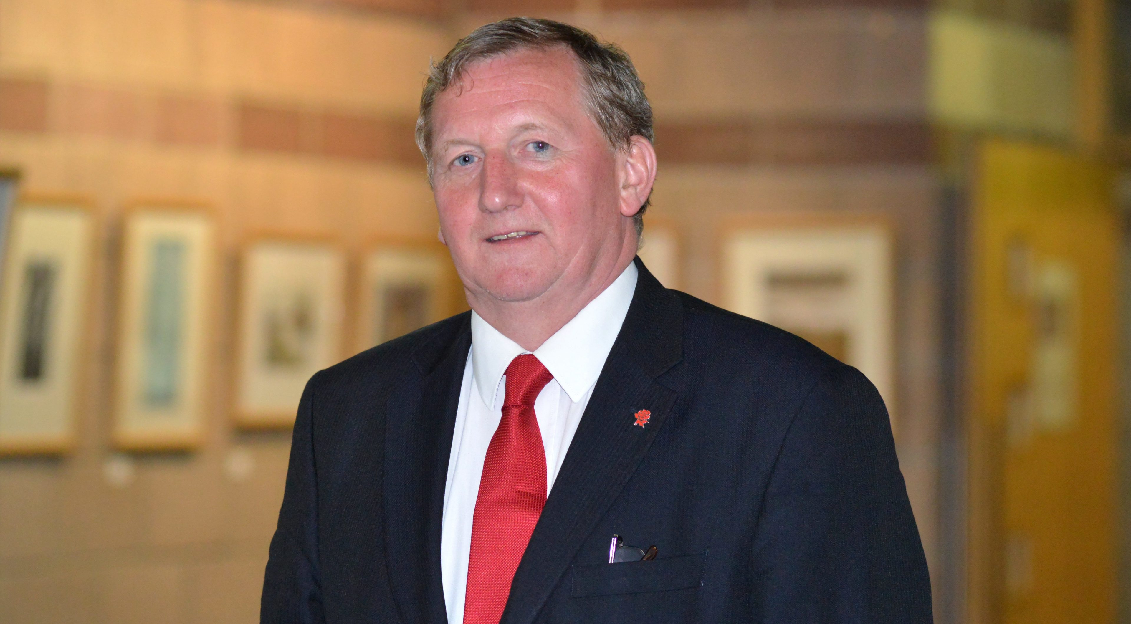 Alex Rowley.