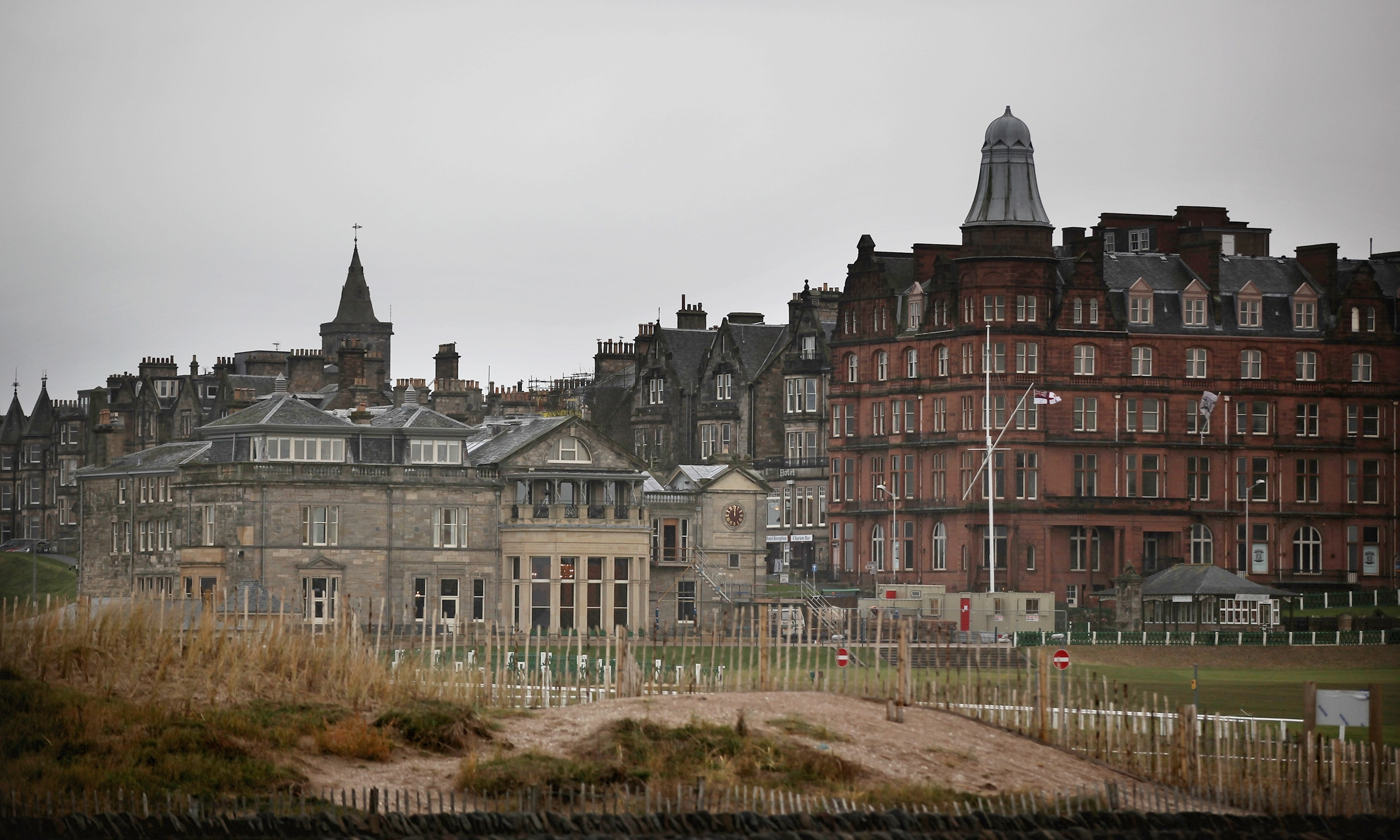 St Andrews has been named the UK's priciest destination for a spring break.