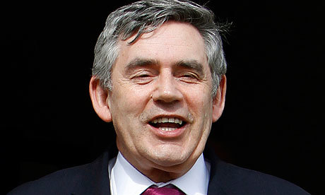 Former Prime Minister and Kirkcaldy MP Gordon Brown - will he feature in The Courier Impact 200 list, and if so, where?