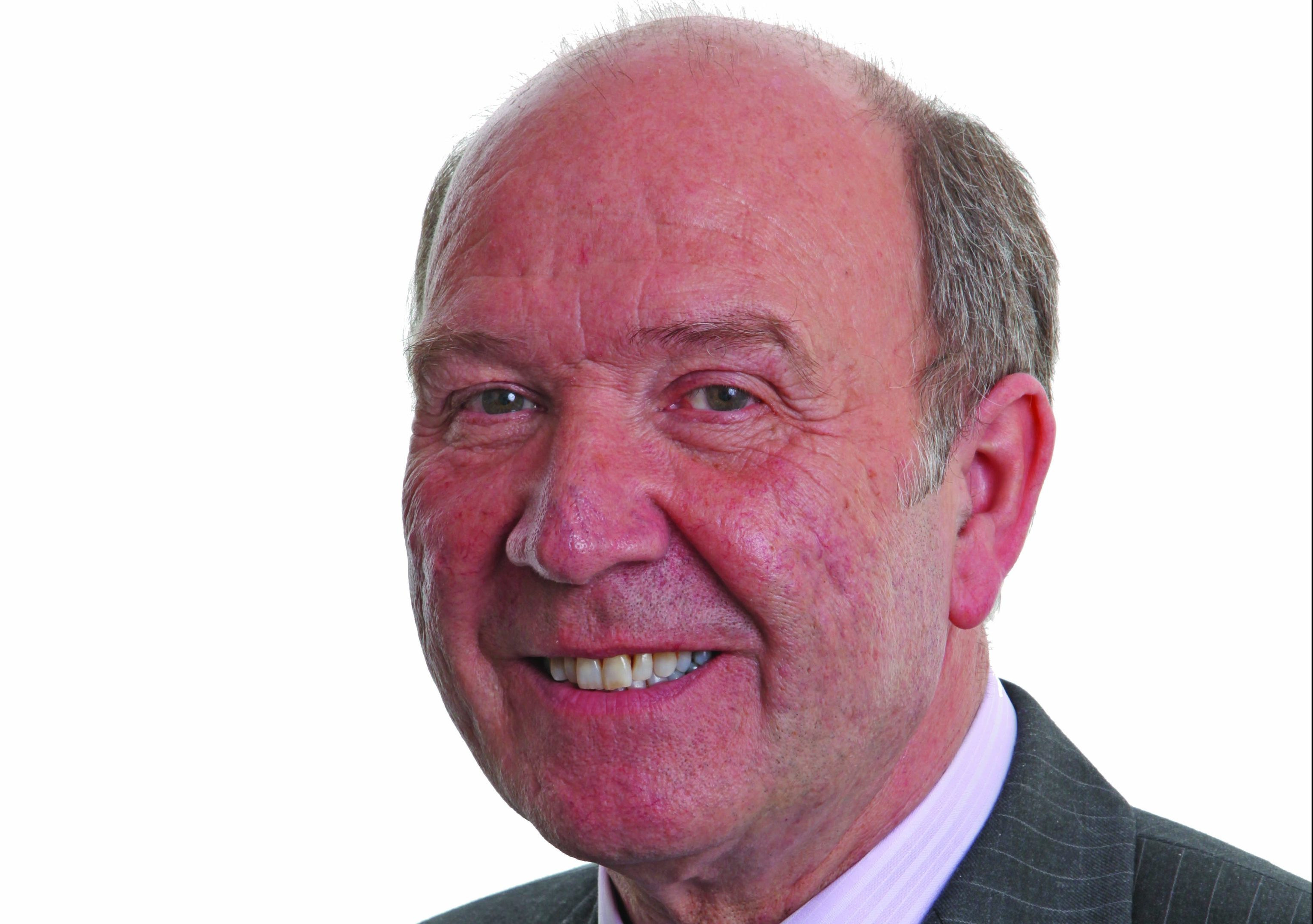 Forfar councillor Ian McLaren.
