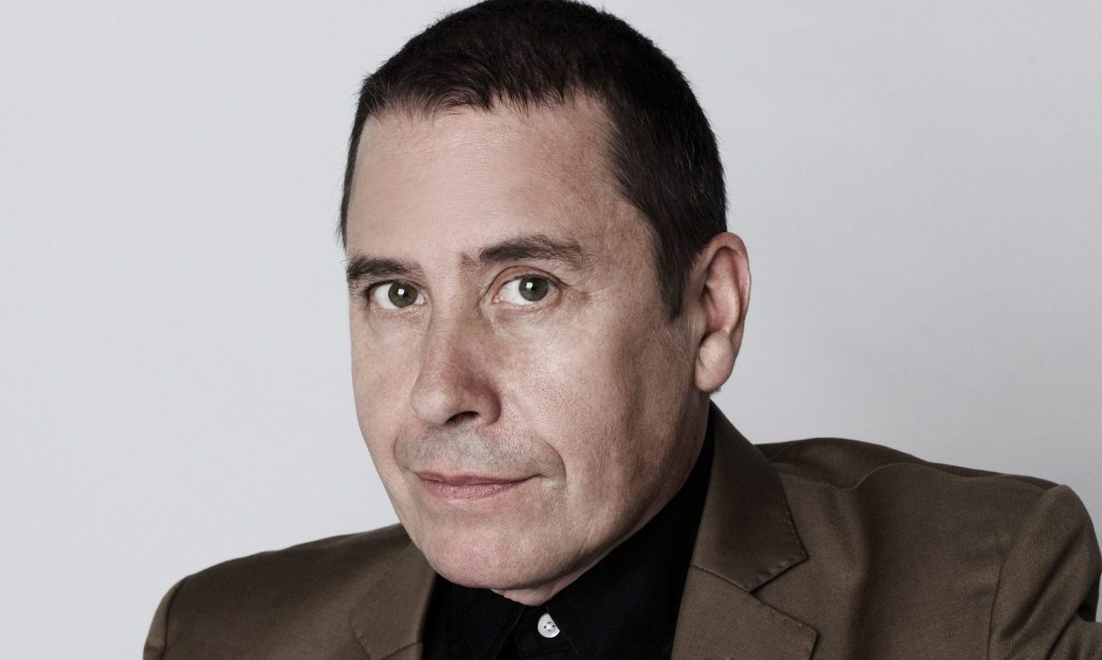 Jools Holland will be appearing in Montrose on Friday night.