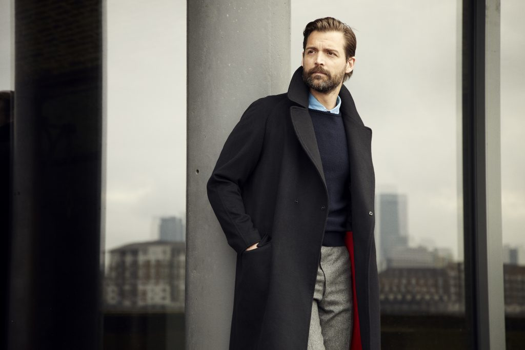 Patrick Grant is coming to Dundee