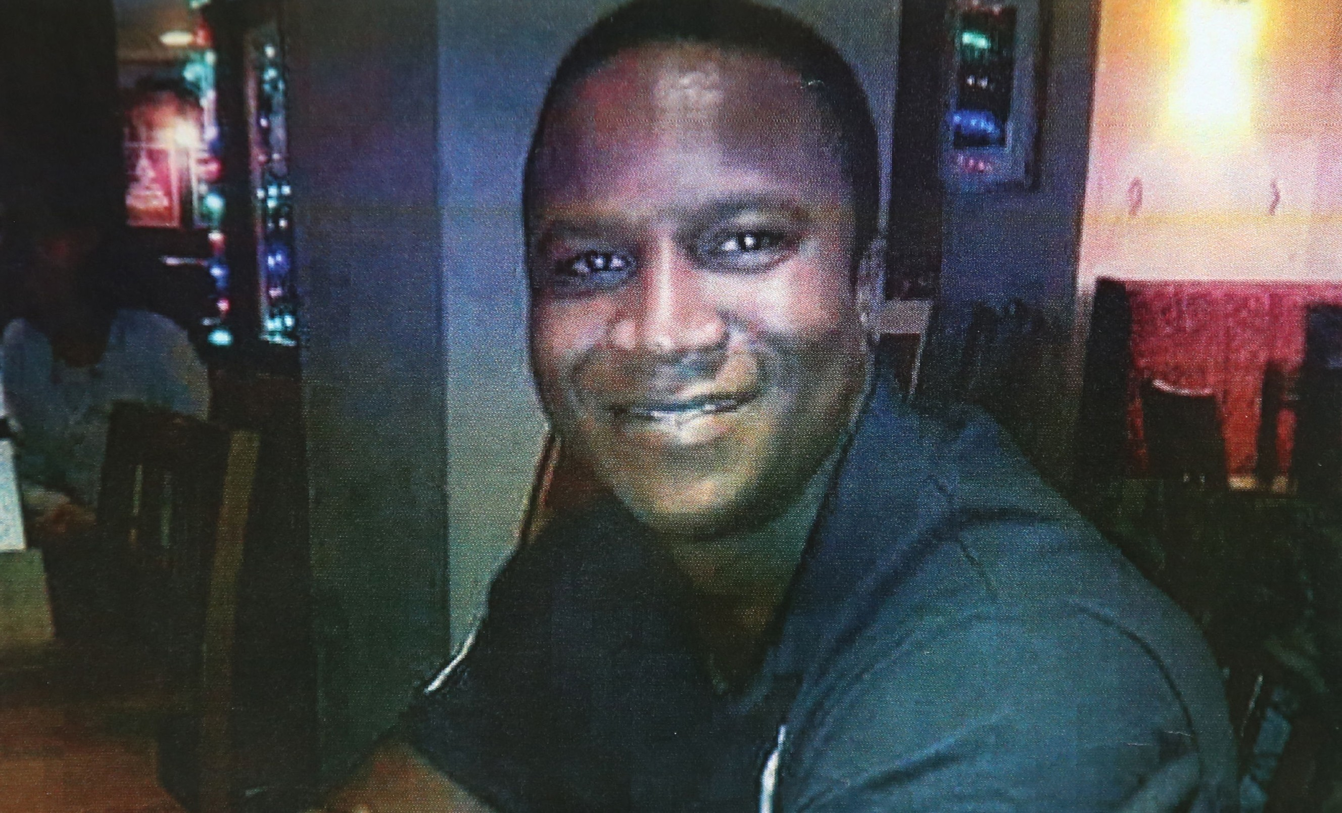 Sheku Bayoh died a year ago this week.