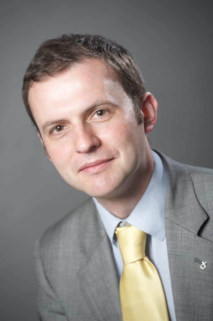 North East Fife MP Stephen Gethins is the SNP spokesperson on Europe
