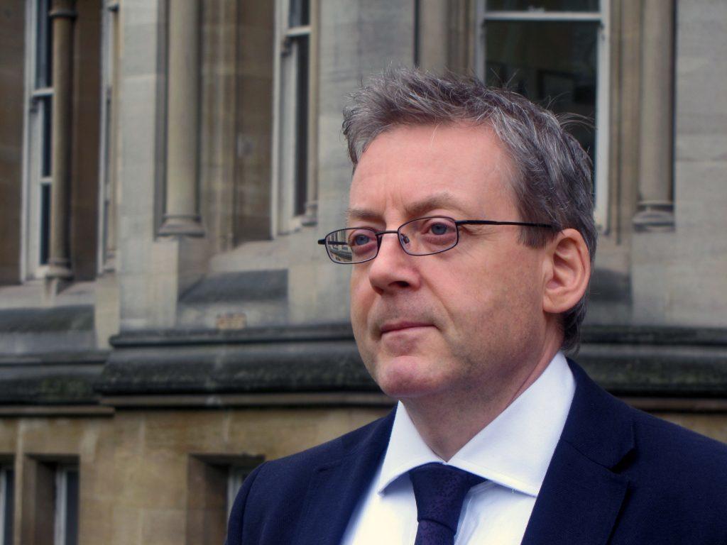 Dr Mike Sutton