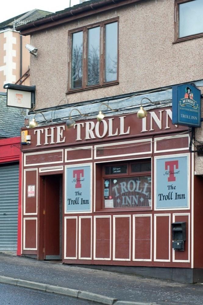 Troll Inn on Arklay Street