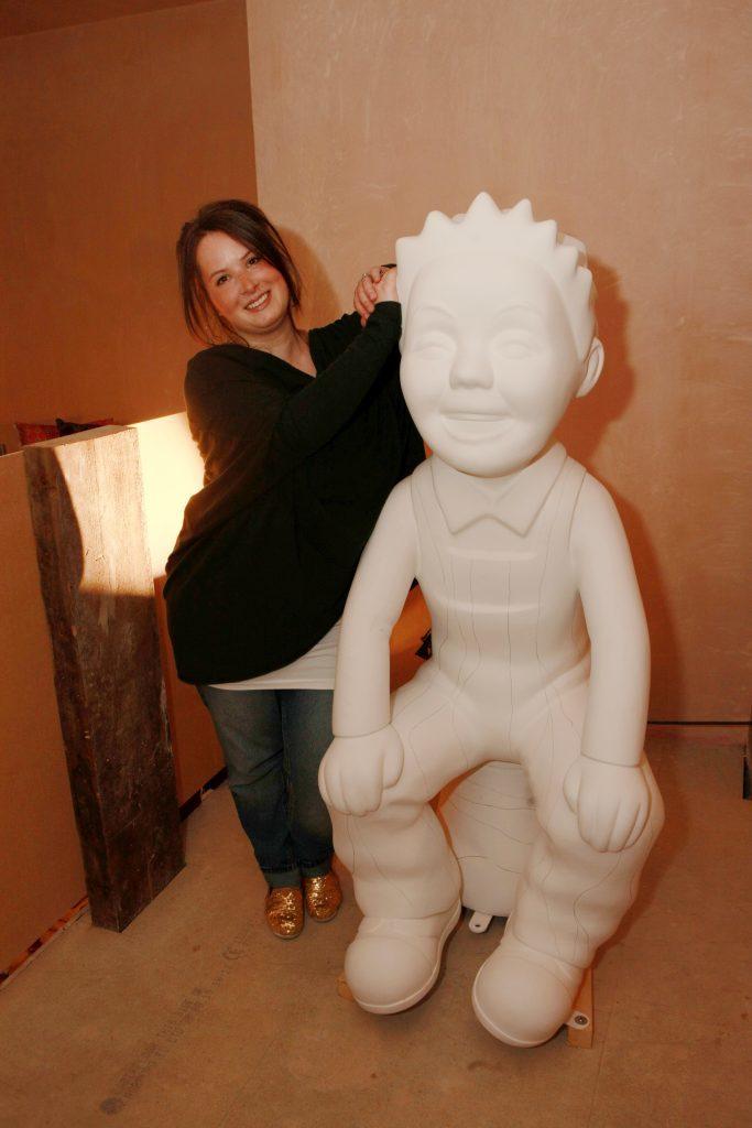 Joanne MacFadyen with