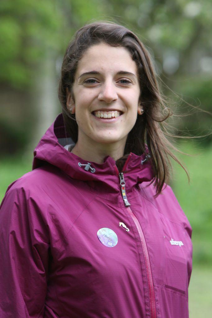 Gabrielle Flinn - Scottish conservation officer at Buglife