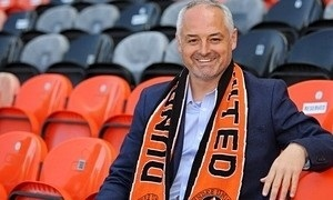 """The appointment of Ray McKinnon as Dundee United manager is """"good news"""" - but he should be given a chance, say fans"""