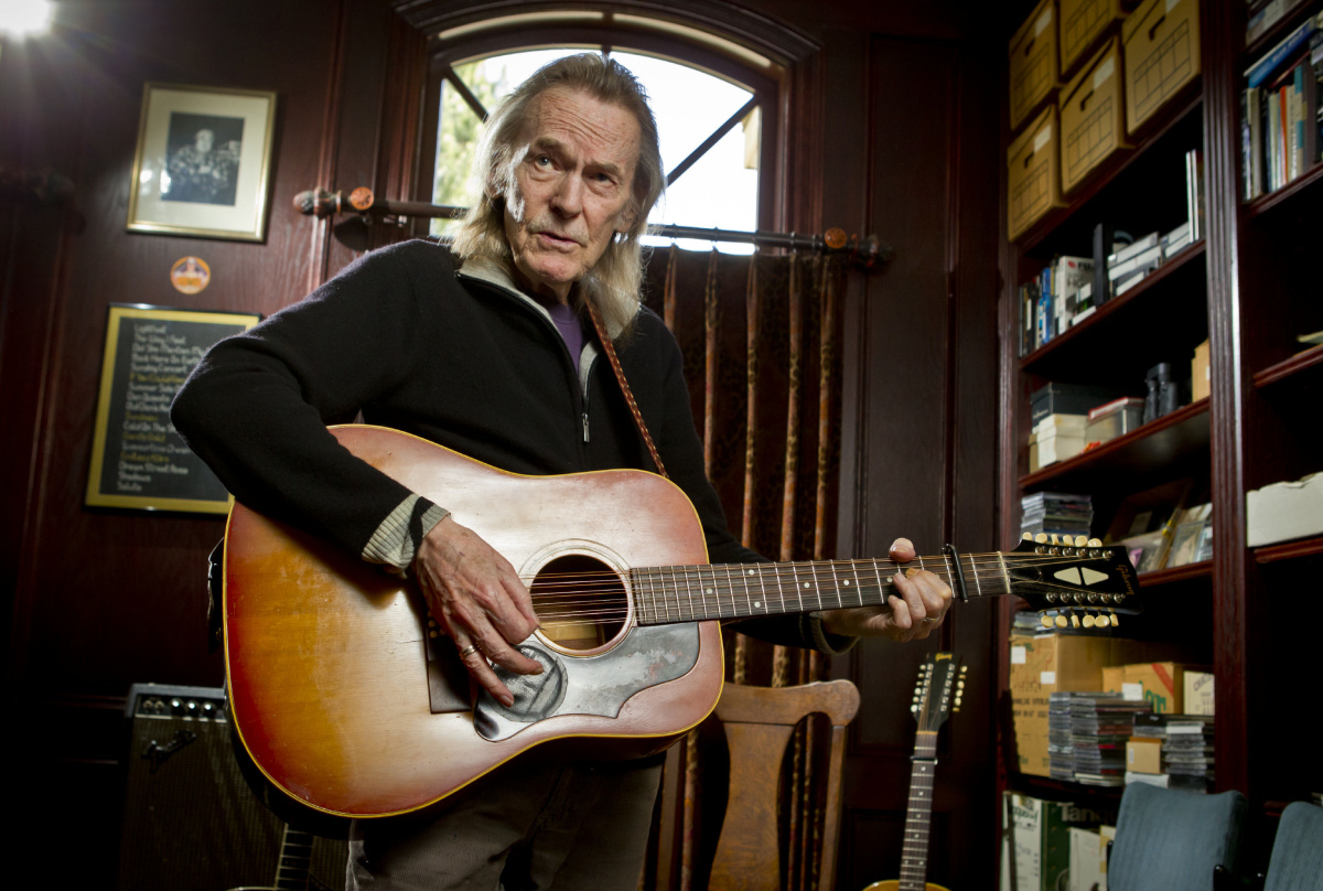 Gordon Lightfoot will be appearing in Glasgow on Wednesday May 18
