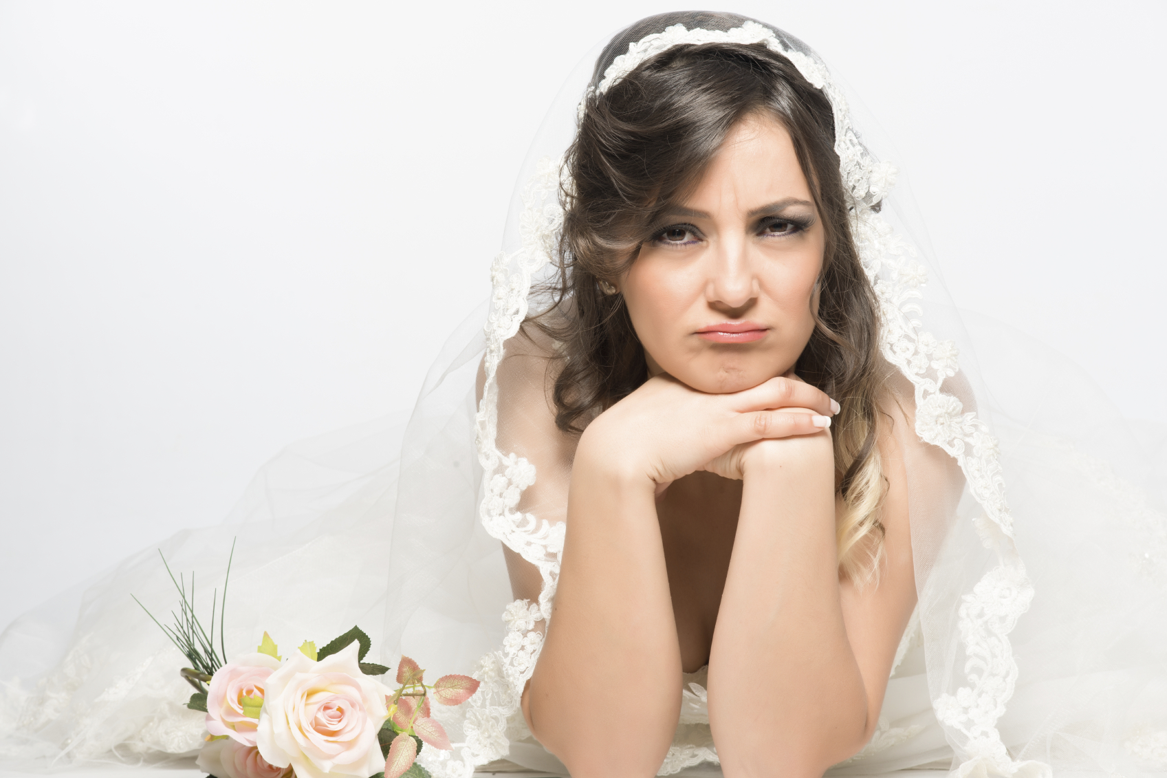 One bride sparked anger over her wedding disappointment